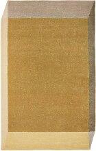 Puik Iso Teppich 162x260 Gelb (l) 260 X (b) 162 X