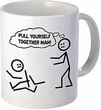 Pull Yourself Together Man Gift Idea - Unique Gift