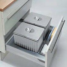 Pullboy Flex 60/235 Abfallsammler / Trennsystem / Mülleimer