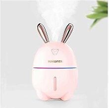 PULLEY USB-Luftbefeuchter mit Kaninchen-Motiv,
