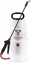 Pulmic 8160 Hydraulischer Drucksprüher, Weiß und
