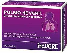 PULMO HEVERT BRONCHIALCOMP 100St Tabletten