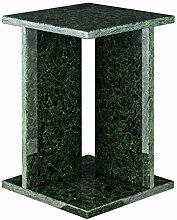 Pulpo Font Beistelltisch - Grün - hoch -