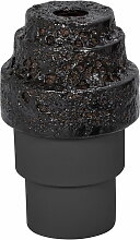 Pulpo - Maket Vase und Aufbewahrung small, schwarz