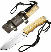 Puma 307612 IP Jagd-//Outdoormesser Pollux I Messer Silber