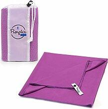 Pumpko® Sports Microfaser-Handtuch mit