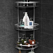 Punch-free Badezimmer Küchenregal Bad Waschtisch