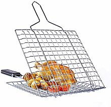 PUNGDUNK Antihaft-Grillzange Rack Camping Grill