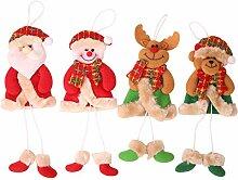 Puppe Hängende Ornamente/Weihnachtsbaum