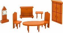 Puppenhaus Möbel Set Sitzecke Puppenmöbel Holz