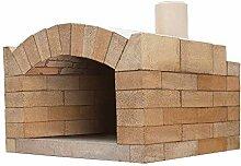 PUR Schamotte Milano Pizzaofen Bausatz +
