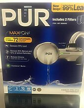 PUR Wasserhahn MAXION Technologie + 2Filter