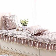 Pure color float-fenster matt balkone matten vier sofakissen fensterbank-pad frühling und sommer kissen einfaches und xiandai fenster mat-C 70x210cm(28x83inch)