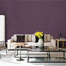 Pure Farbe Einfache Vlies-Tapete Schlafzimmer Wohnzimmer , 7