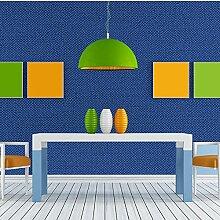 Pure Farbe Einfache Vlies-Tapete Schlafzimmer Wohnzimmer , 9
