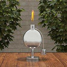 Pure Garden 50–220 Tisch-Taschenlampe, 25,4 cm,
