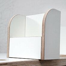 Pure Position Zettelbox aus Holz für Growing