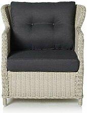 PureDay Outdoor-Sessel - inkl. Auflagen -