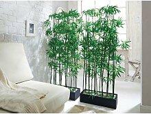 Pureday Raumteiler Kunstpflanze Bambus