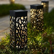 Pureday Solarleuchten Garden Lights 2er Set -