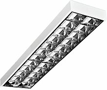 PureLed LED Rasterleuchte geeignet für 2x LED