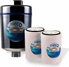 PureOne Duschfilter - Ihr Wellnessfilter,