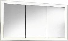 Puris Brillant Spiegelschrank 132 cm