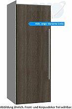 Puris Classic Line Highboard (HBA513A7L/R) Badmöbel, 30 cm