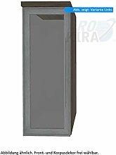 Puris Crescendo Highboard (HBA513B7L/R) Badmöbel, 30 cm