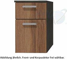 Puris Speed Unterschrank (UNA343A) Badmöbel, 30 cm