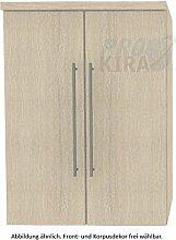 Puris Swing Highboard (HBA516A7) Badmöbel, 60 cm