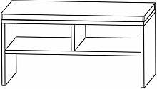 Puris Variado 2.0 Sitzbank - Hocker - 90 cm, mit 2 Ablagefächer und 1 Sitzkissen- B: 900 H: 458 T: 450