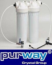 purway 2PFA-PLA Trinkwasser Küche Boot Caravan Wasserfilter Osmosefilter Filter