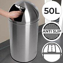 Push Mülleimer - mit 50 Litern Volumen, Maße