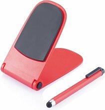 Push Phone Stand - rot XD Design Handyhalter