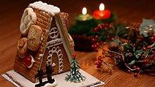 Puzzle 1000 Teile Süßigkeiten, Haus, Kerze
