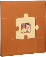 Puzzle Kinder Fotoalbum in 29x32 cm 60 Seiten