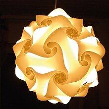 Puzzle Lampe Grösse L