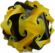 Puzzle Lampe xl 45cm Lampenschirm Steh- Designer-
