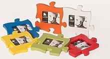 Puzzle Mini Bilderahmen 4x6 Farben sortier