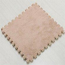 Puzzle Teppich Mosaik Fliese Wohnzimmer Kissen