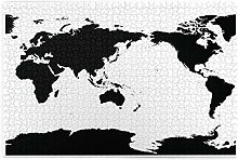 Puzzles 1000 Holzteile Bild, Zentrum Australien