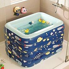 PVC aufblasbare Badewanne elektrisch drahtloses