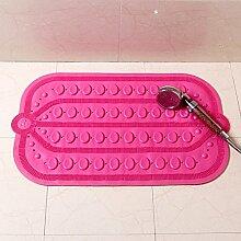 Pvc-badematte/Die Dusche,Toilette,Anti-rutsch-matte/Badezimmer Matte/Bodenmatte-D 35x70cm(14x28inch)