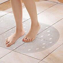 Pvc-badematte Wasserdichte toilette matte-B