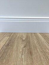 PVC-Boden Classic Holzoptik Braun | Vinylboden 4m