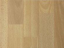 PVC-Bodenbelag Holzoptik Beige | Vinylboden in 2m Breite & 2m Länge | Fußbodenheizung geeignet | Pflegeleichte & rutschhemmende PVC Planken | Stark strapazierfähiger Fußboden-Belag | Made in Germany