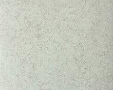 PVC-Bodenbelag Marmoroptik & Steinbodenoptik Hellgrau | Vinylboden in 2m Breite & 7m Länge | Fußbodenheizung geeignet | Rutschhemmende PVC Platten | Stark strapazierfähiger Fußboden-Belag | Made in Germany
