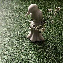 PVC Bodenbelag Rasen Gras Grün (Breite: 200 cm x