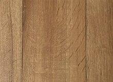 PVC-Bodenbelag XL Holzdielenoptik Hell | Vinylboden in 4m Breite & 4m Länge | Fußbodenheizung geeignet | Pflegeleichte & rutschhemmende PVC Planken | Stark strapazierfähiger Fußboden-Belag | Made in Germany